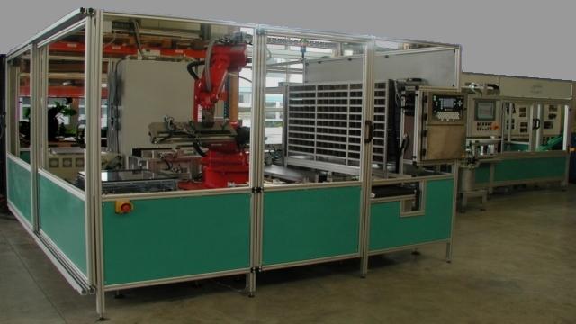 Sondermaschinen Anwendungen Sondermaschinenbau