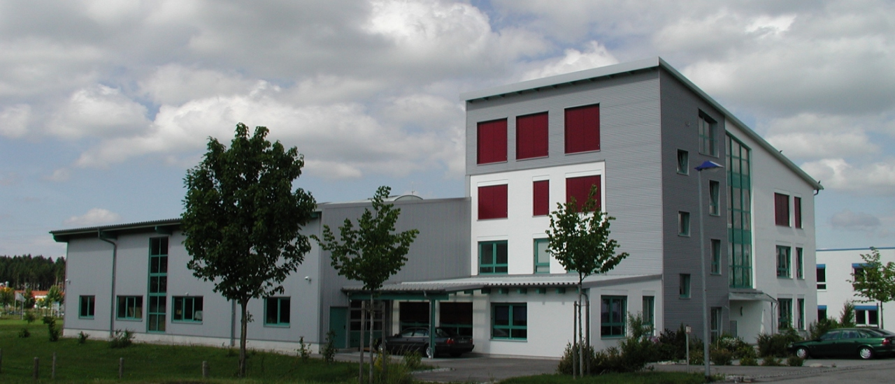Dr. HAFNER GmbH - Our Kaufbeuren location